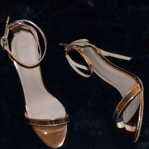 Rose Gold ASOS Heels